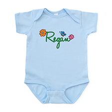 Regan Flowers Infant Bodysuit