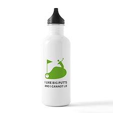 I like big putts Water Bottle