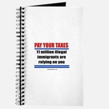 Pay your taxes - Journal