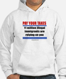 Pay your taxes - Hoodie