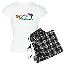 Rebekah Flowers Pajamas