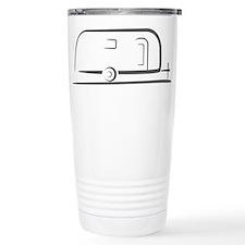 Airstream Silhouette Travel Coffee Mug