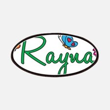 Rayna Flowers Patches