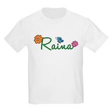 Raina Flowers T-Shirt