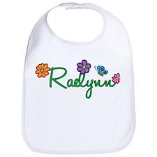 Raelynn Flowers Bib