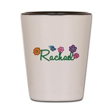 Rachael Flowers Shot Glass