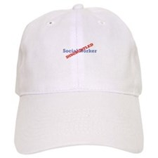Social Worker / Disgruntled Baseball Cap