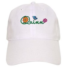 Quinn Flowers Baseball Cap