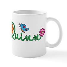 Quinn Flowers Mug