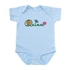 Quinn Flowers Infant Bodysuit