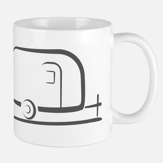 Airstream Silhouette Mug