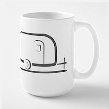 Airstream Silhouette Large Mug