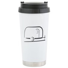 Airstream Silhouette Travel Mug