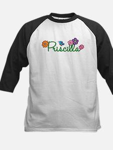 Priscilla Flowers Tee