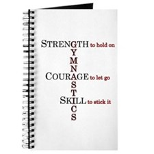 Strength, Courage, Skill Journal