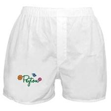 Peyton Flowers Boxer Shorts