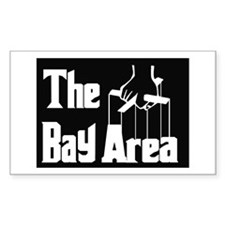 BAY AREA -- T-SHIRT Decal