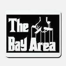 BAY AREA -- T-SHIRT Mousepad