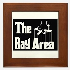 BAY AREA -- T-SHIRT Framed Tile