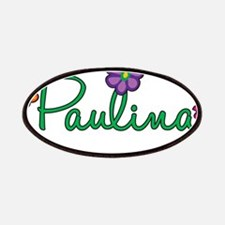 Paulina Flowers Patches