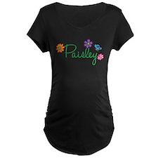 Paisley Flowers T-Shirt