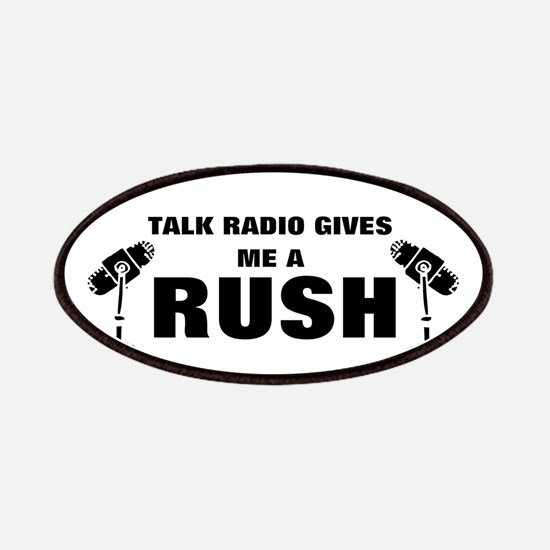 Radio gives me a Rush Patches