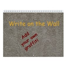 Write on the Wall - Calendar