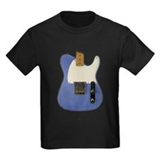 Blue Relic Guitar T