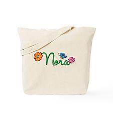 Nora Flowers Tote Bag