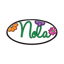 Nola Flowers Patches