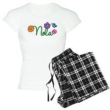 Nola Flowers Pajamas