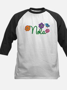 Nola Flowers Tee