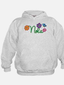 Nola Flowers Hoodie