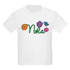 Nola Flowers T-Shirt