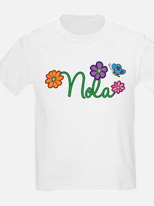 Nola Flowers T-Shirt