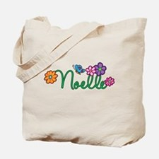 Noelle Flowers Tote Bag
