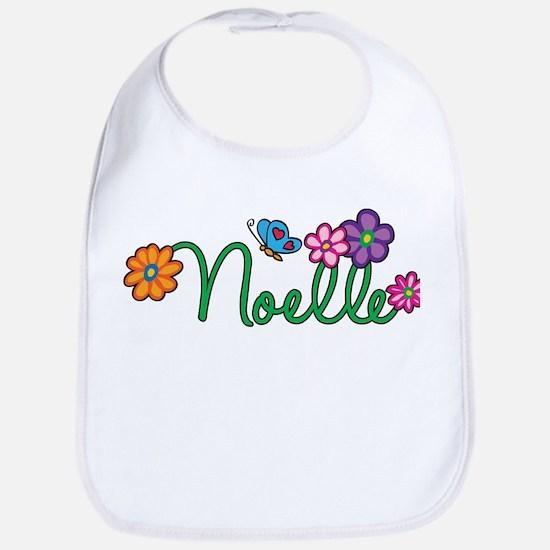 Noelle Flowers Bib