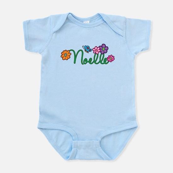 Noelle Flowers Infant Bodysuit