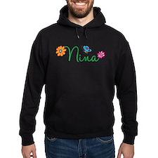Nina Flowers Hoodie