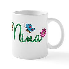 Nina Flowers Mug