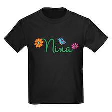 Nina Flowers T