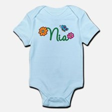 Nia Flowers Infant Bodysuit