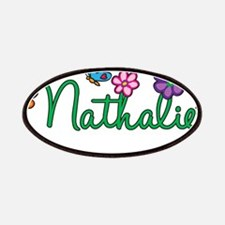 Nathalie Flowers Patches