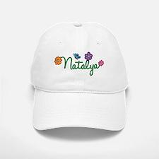 Natalya Flowers Baseball Baseball Cap