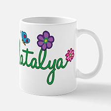 Natalya Flowers Mug