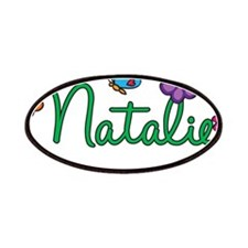 Natalie Flowers Patches