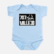 Vallejo -- T-Shirt Infant Bodysuit