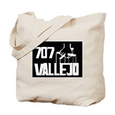 Vallejo -- T-Shirt Tote Bag