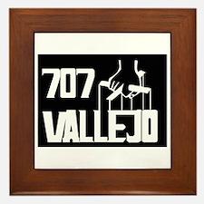 Vallejo -- T-Shirt Framed Tile