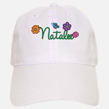 Natalee Flowers Baseball Baseball Cap